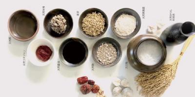 無添加 無農薬味噌や天然酢